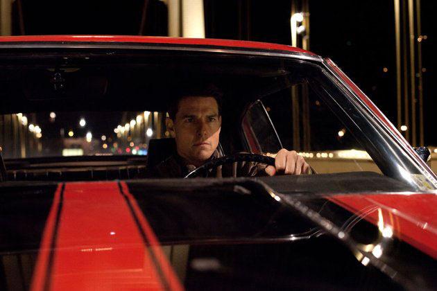 Tom Cruise in 'Jack Reacher' (Paramount)