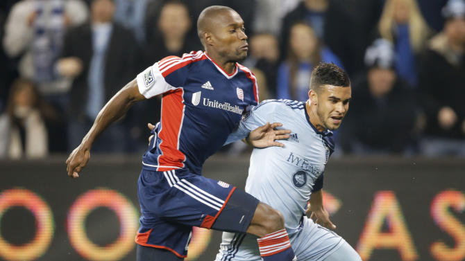 New England's Goncalves is MLS Defender of Year