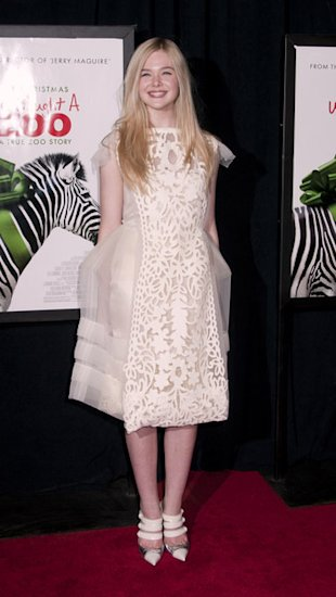 elle fanning at we bought a zoo