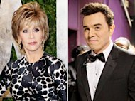 Jane Fonda Slams Seth MacFarlane&#39;s &quot;We Saw Your Boobs&quot; Oscars Song