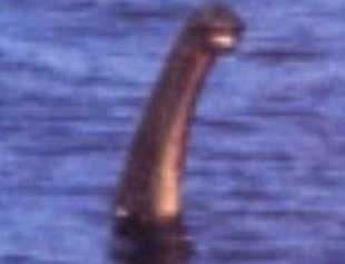 Fake Loch Ness Monster
