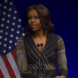 Michelle Obama: 'Our Mental Health Affects Our Physical Health'