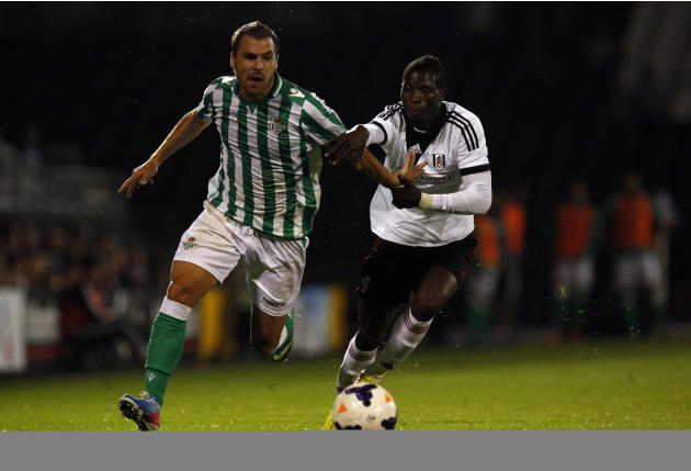 Soccer - Pre-Season Friendly - Fulham v Real Betis - Craven Cottage