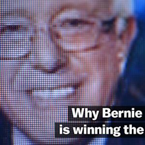 Why Bernie Sanders is winning the Internet