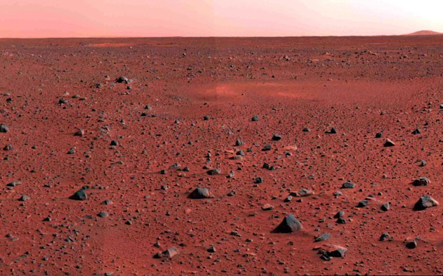 The surface of Mars, the 'Red Planet' RTXMDMF_164140