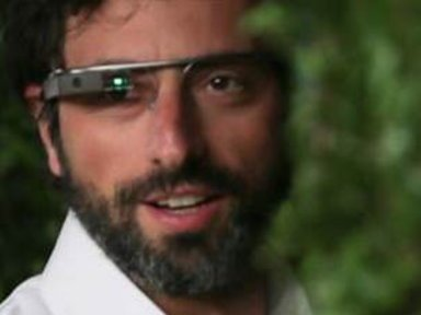 Futuristic Google Glass Has …