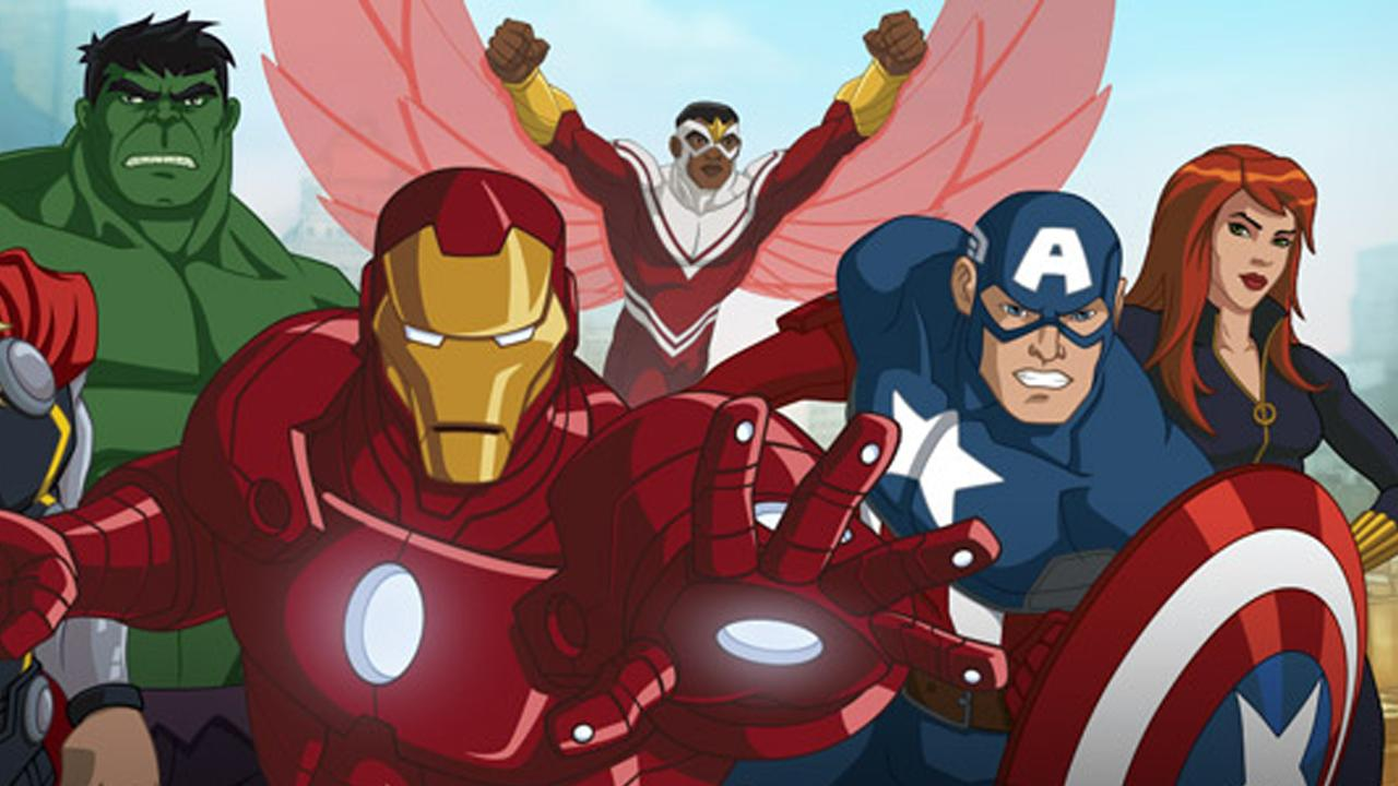 Disney XD Renews Ultimate Spider-Man and Marvel's Avengers Animated Series