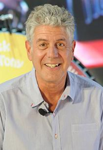 Anthony Bourdain | Photo Credits: Ilya S. Savenok/Getty Images