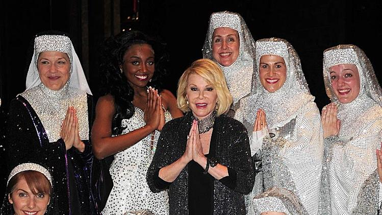 Joan Rivers Sister Act Brdwy