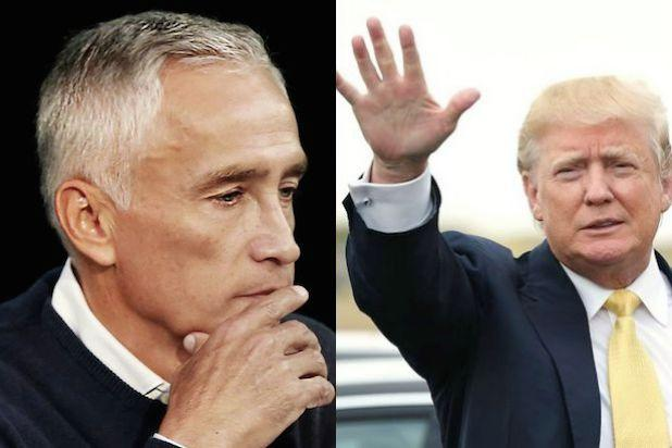Jorge Ramos Doubles Down Against Donald Trump: He's 'Fomenting Hatred'