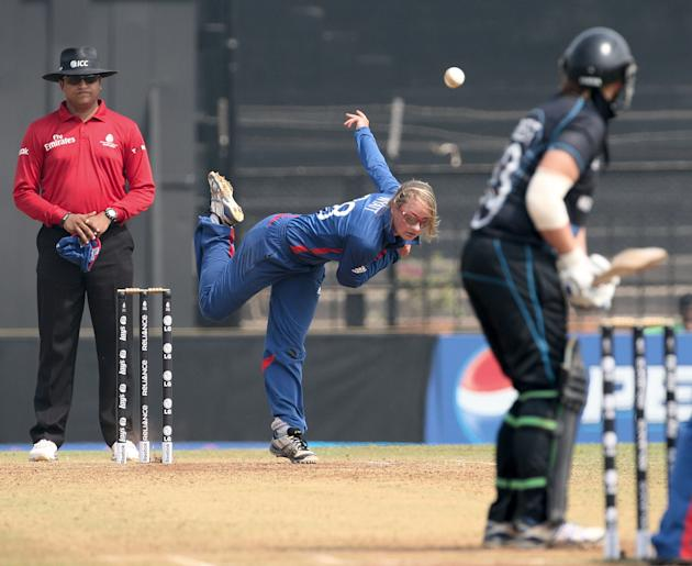England v New Zealand: 3rd/4th Place Play-Off - ICC Women's World Cup India 2013