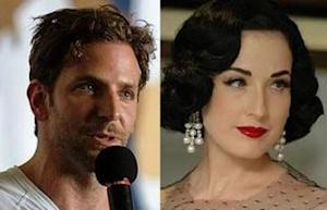 Four Reasons Why Bradley Cooper Snubbed Dita Von Teese's Advances