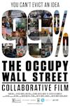 Poster of 99% - The Occupy Wall Street Collaborative Film