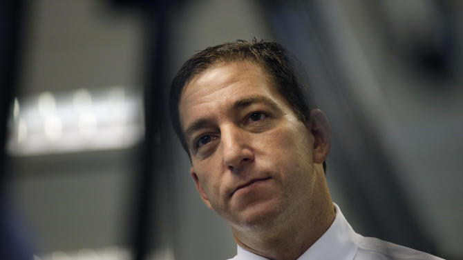 NBC's Gregory: Why shouldn't Greenwald be charged?