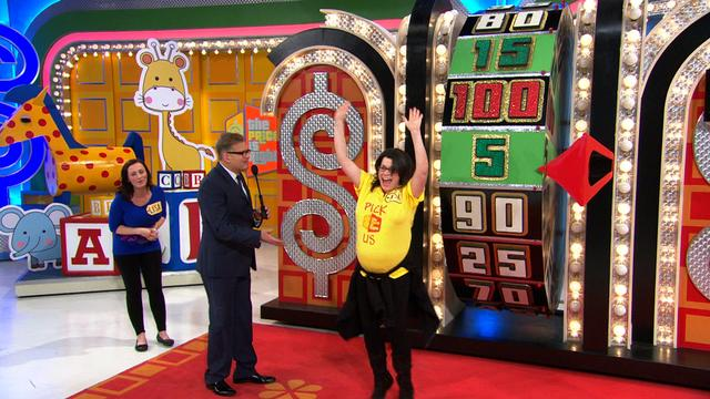 The Price Is Right - 2 Pregnant Lisa's Awesome Spinoff