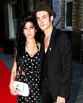 "Blake Fielder-Civil ""Shattered"" Over Ex-Wife Amy Winehouse's Death"
