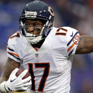Alshon Jeffery WR