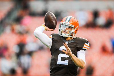 Johnny Manziel says he wants to be 'the guy' next season