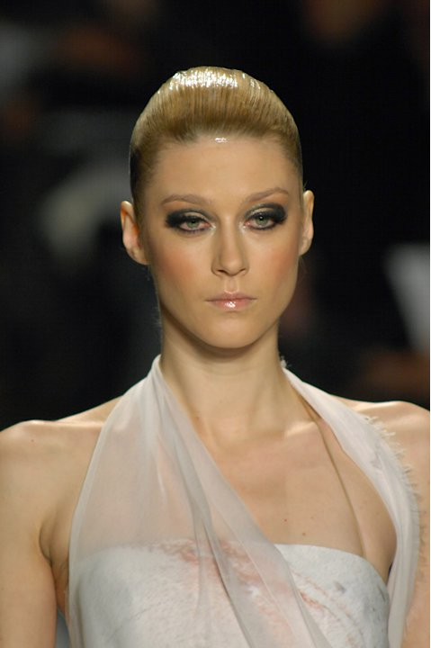 Mercedes Benz Fashion Week Fall 2007 - Chado Ralph Rucci - Runway