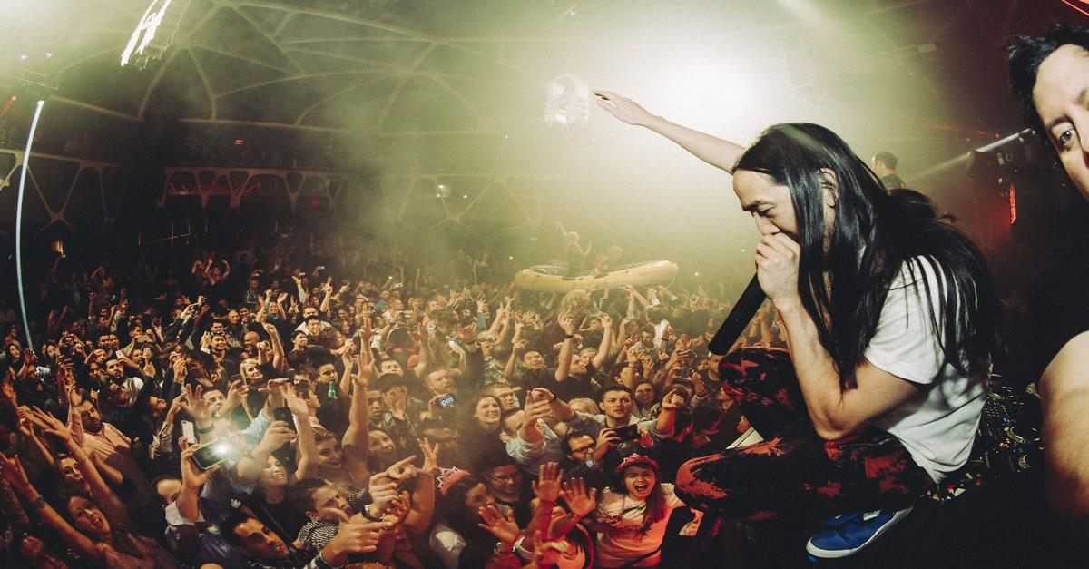 Aoki Talks One on One with Katie Couric!