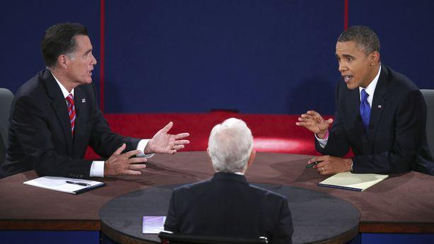 Verbal Bayonets: The Words and Style of the Final Presidential Debate