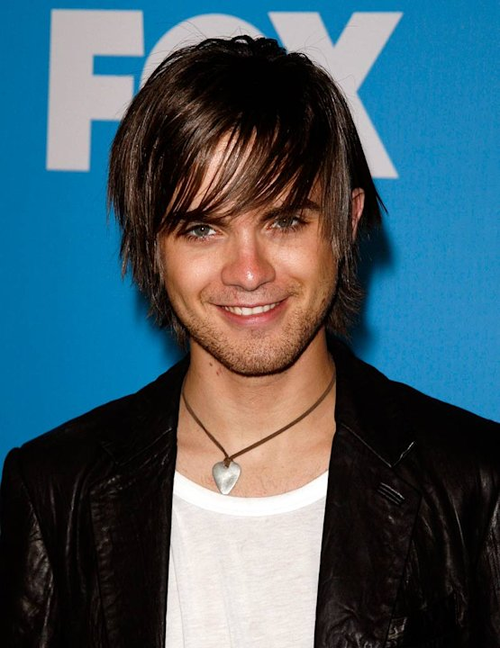 Thomas Dekker at the 2007 FOX UpFront.