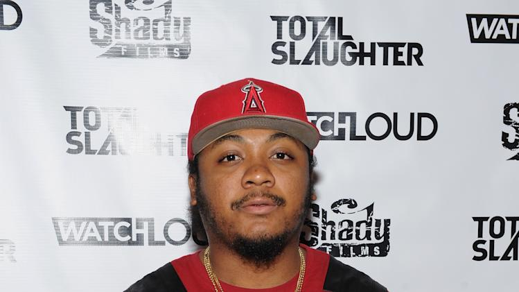 Total Slaughter: The Biggest Rap Battle Event Ever, Hosted By Shady Films, Slaughterhouse And WatchLOUD.com - Arrivals