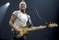 Sting Moves Philippines Concert After Environmentalists' Petition