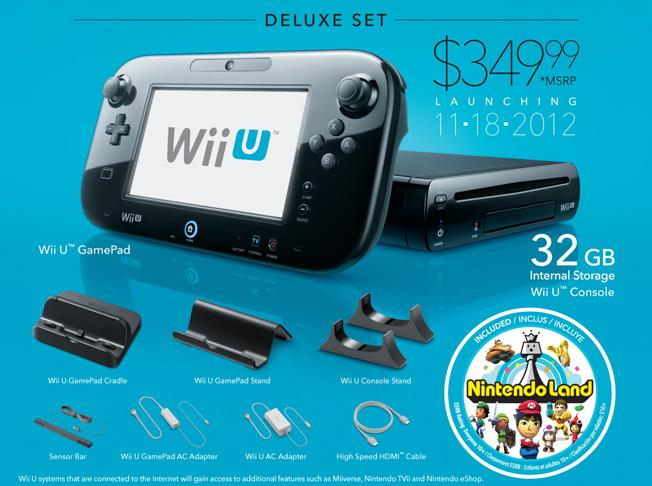 Nintendo Wii U preorders are selling out at major U.S. retailers