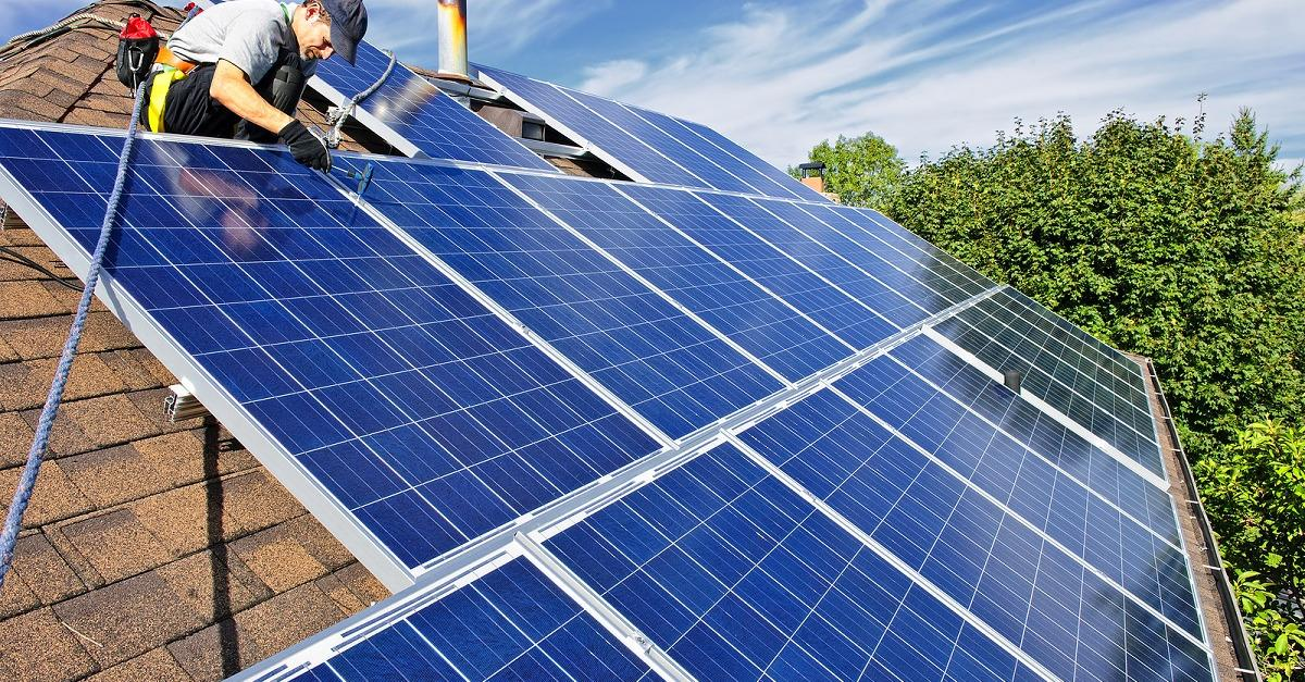 Free Solar Panels Available to US Residents.