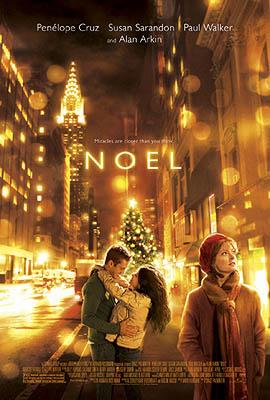 The movie poster for Neverland's Noel