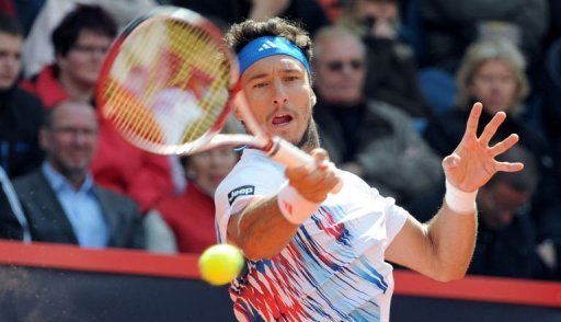 Argentina's Juan Monaco