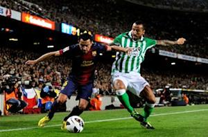 Xavi against Barcelona overhaul