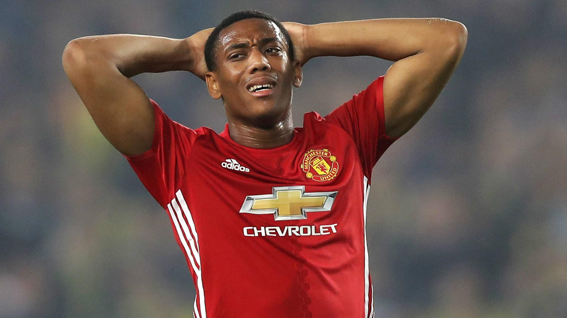 Premier League: Anthony Martial's camp furious with Manchester United boss Jose Mourinho