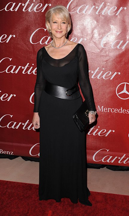 21st Annual Palm Springs Film Festival Gala 2010 Helen Mirren