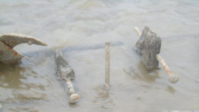 Exposed Shipwreck in Grand Haven, Mich., Reveals Maritime History
