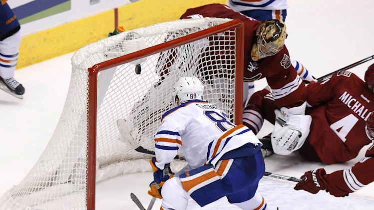Thomas Greiss, Coyotes regret gaffe that cost them victory vs. …