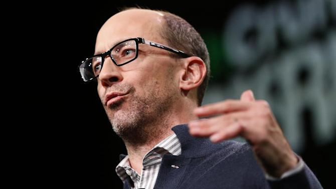 Twitter CEO Costolo speaks at the TechCrunch Distrupt 2013 technology conference in San Francisco