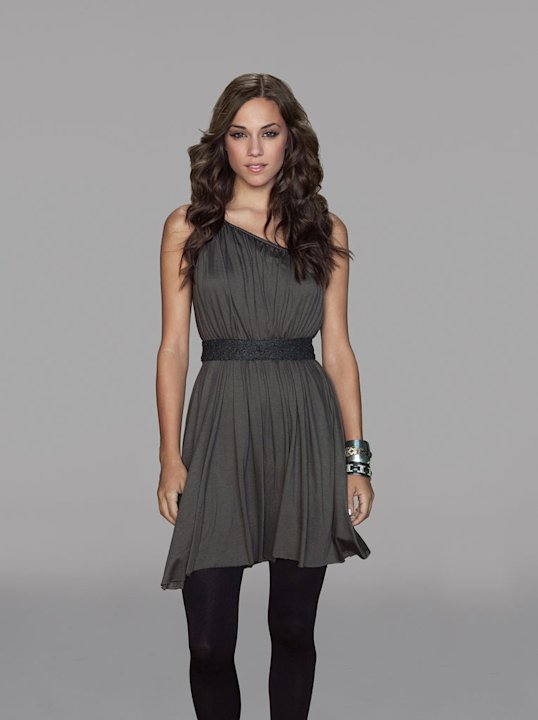 Jana Kramer as Alex in &quot;One Tree Hill.&quot; 