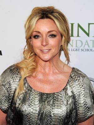 Jane Krakowski attends The Point Foundation's 3rd Annual Point Honors New York Gala at The Pierre Hotel, NYC,  April 19, 2010 -- Getty Images