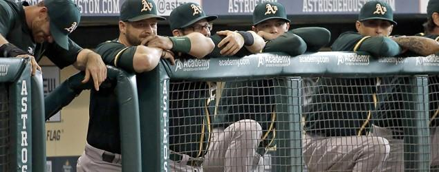 A's tried to change 2016 schedule over travel