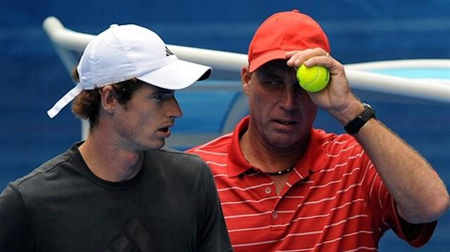 Tennis 2012 Lendl Murray