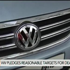 VW Reaches Agreement With Unhappy China Dealers