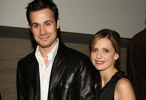 Freddie Prinze Jr. and Sarah Michelle Gellar | Photo Credits: Mirek Towski/FilmMagic