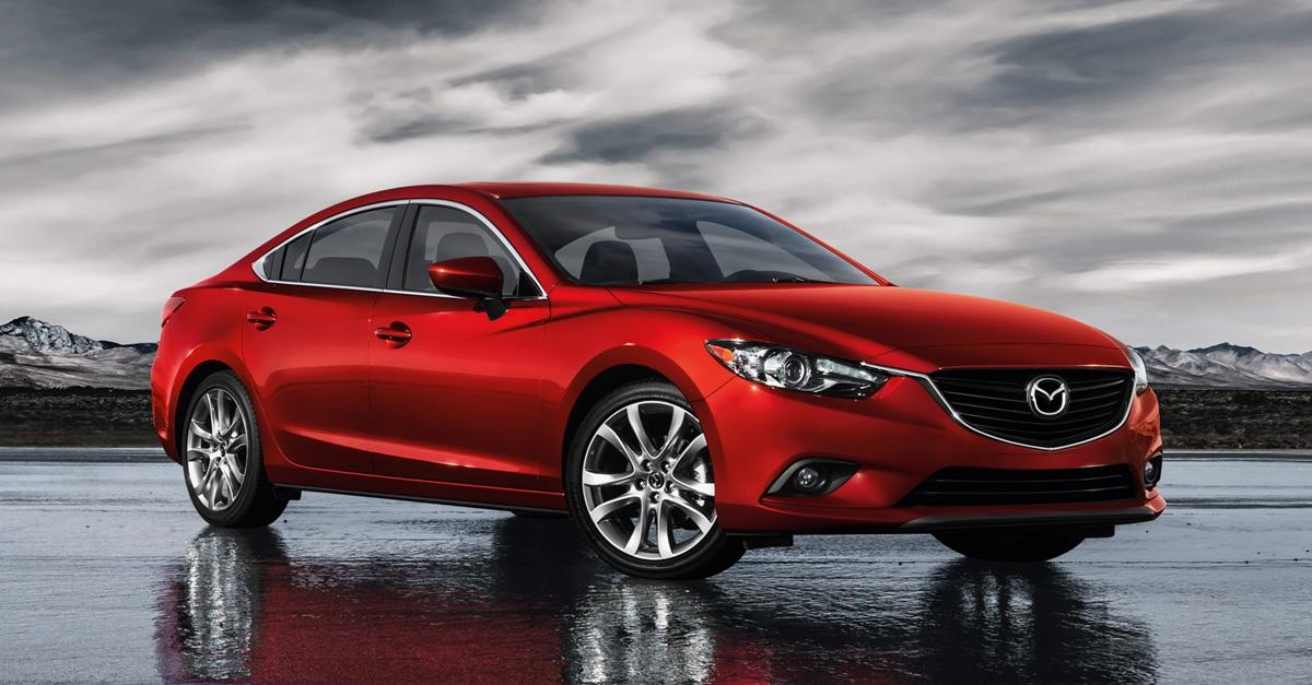 The New Sedan that Stands out from the Crowd