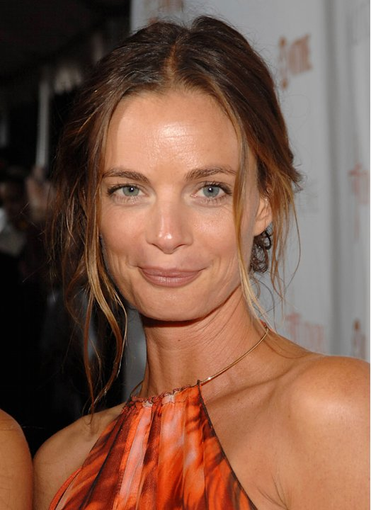 "Gabrielle Anwar at ""The Tudors"" Premiere Screening."