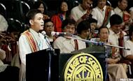 Record-setting summa cum laude leads UP graduation rites