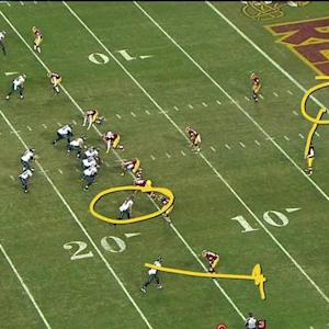 TNF Storylines: Is Redskins defense too passive?