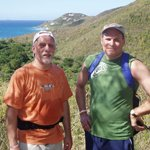 Bill Luisi and Jon Horovitz., UVSunSense