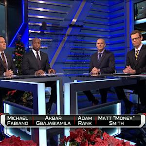 'NFL Fantasy Live': Keeper question marks